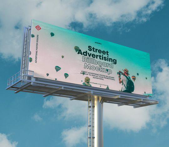 Psd Billboard Mockup Vol4